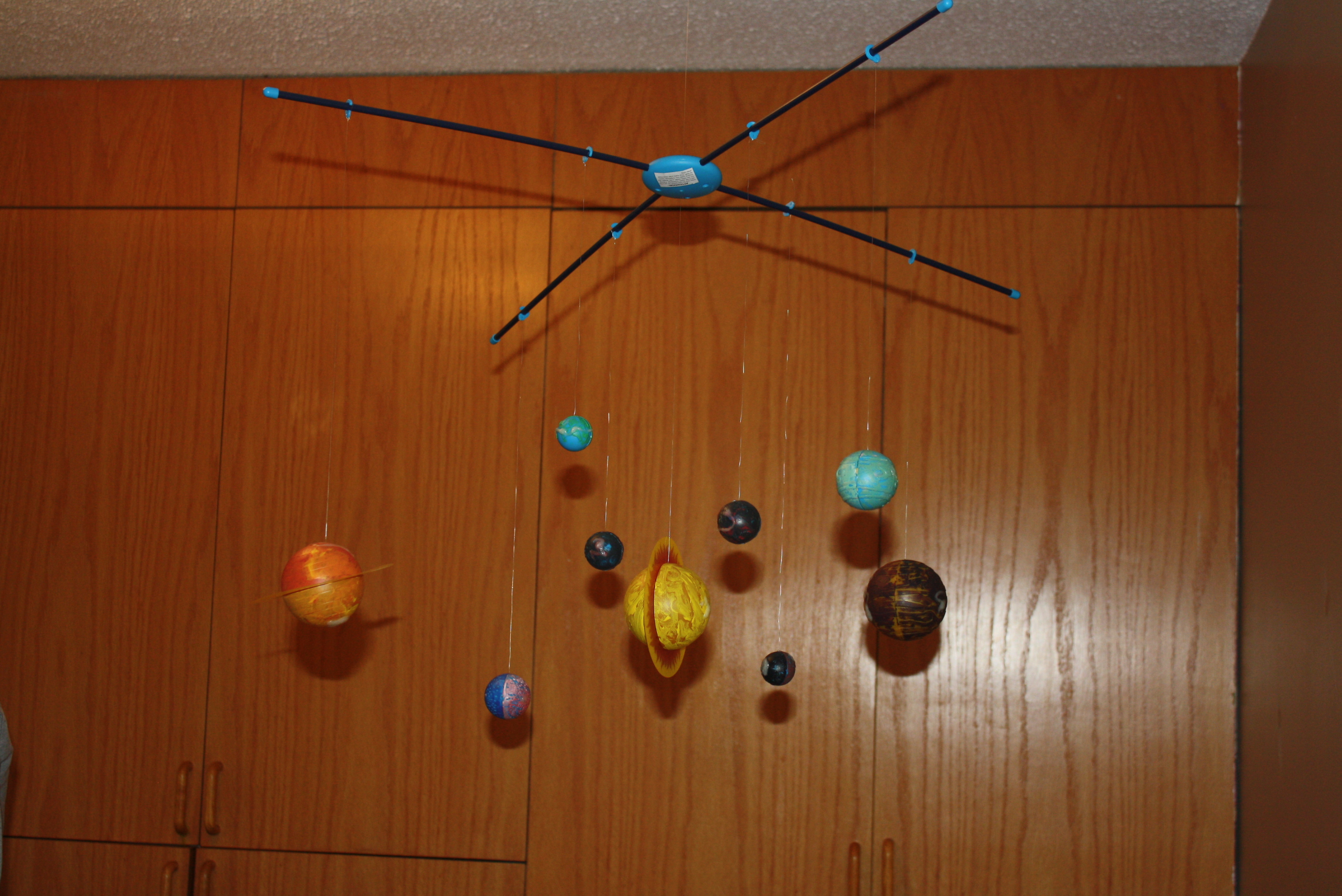 solar system project ideas for 4th grade - photo #18